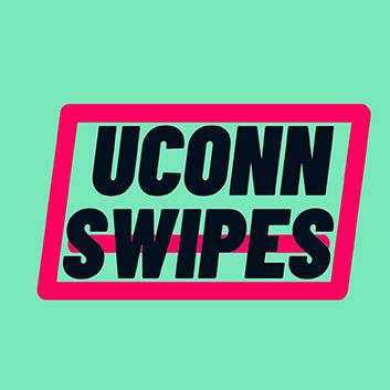 uconn swipes logo